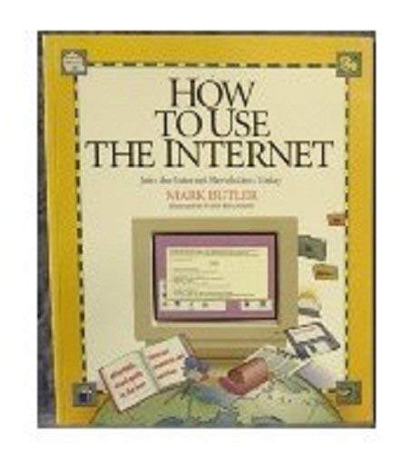 9781562762223: How to Use the Internet