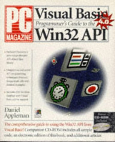 9781562762872: V.B.Programmers Guide to the Win32 API