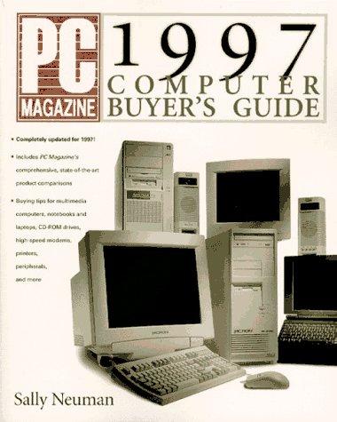 9781562764340: PC Magazine 1997 Computer Buyer's Guide (PC Magazine Computer Buyer's Guide)