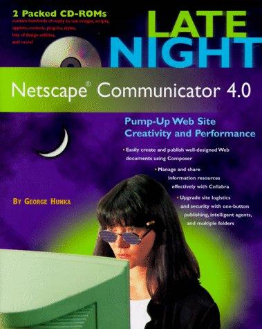 9781562765118: Late Night Netscape Communicator 4.0