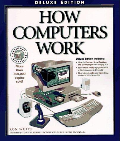 9781562765460: How Computers Work (How It Works (Ziff-Davis/Que))