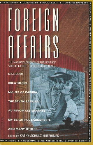 Foreign Affairs : The National Society of: Huffhines, Kathy Schulz,
