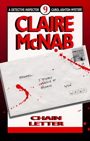 Chain Letter (Detective Inspector Carol Ashton Mystery): Claire McNab