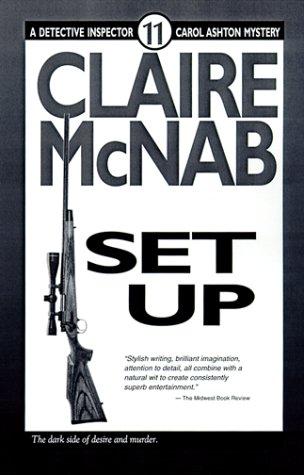 9781562802554: Set Up (Detective Inspector Carol Ashton Mystery)