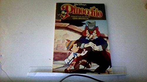 Walt Disney's Pinocchio (Junior Novel Series): Gina Ingoglia