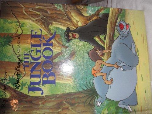 9781562820589: Walt Disney's the Jungle Book: Illustrated Classic