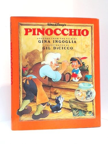9781562821364: Pinocchio Illustrated Classic
