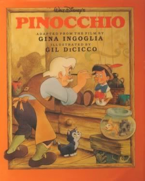 9781562821364: Walt Disney's Pinocchio (Illustrated Classics Series)