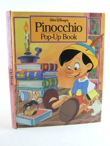 9781562821722: Pinocchio Pop Up Book