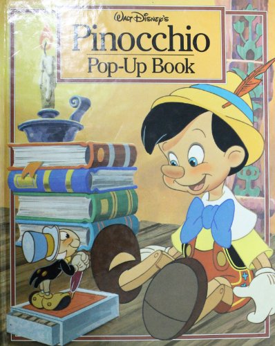 9781562821722: Walt Disney's Pinocchio Pop-Up Book