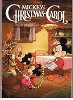 9781562822392: Mickeys Xmas Carol Jnr Novel