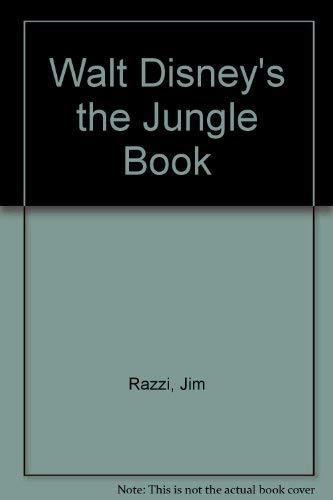 9781562822439: Jungle Book Jnr Novelization
