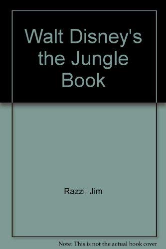 9781562822439: Walt Disney's the Jungle Book