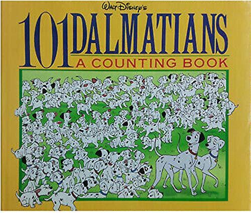 9781562823245: Walt Disney's: 101 Dalmatians : A Counting Book