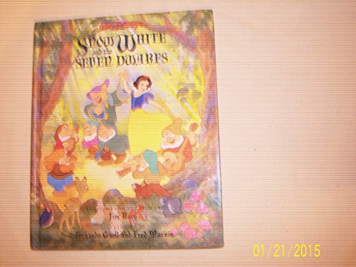 9781562823627: Walt Disney's Snow White and the Seven Dwarfs