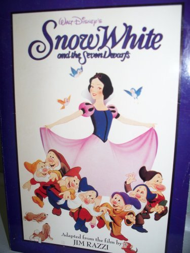 9781562823641: Walt Disney's Snow White and the Seven Dwarfs