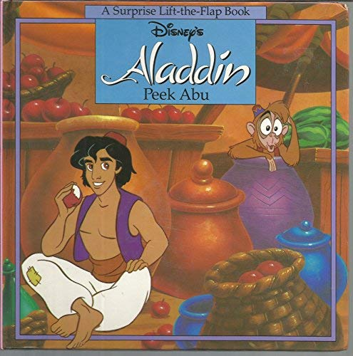 9781562823894: Aladdin: Peek Abu (A Surprise Lift the Flap Book)