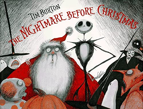 9781562824112: The Nightmare before Christmas