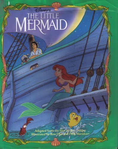 9781562824297: Disney's the Little Mermaid