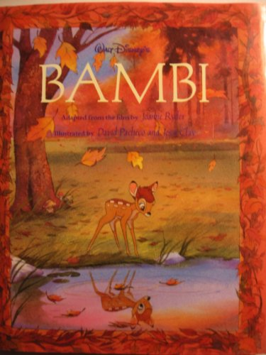 9781562824426: Walt Disney's Bambi (Illustrated Classic Series)