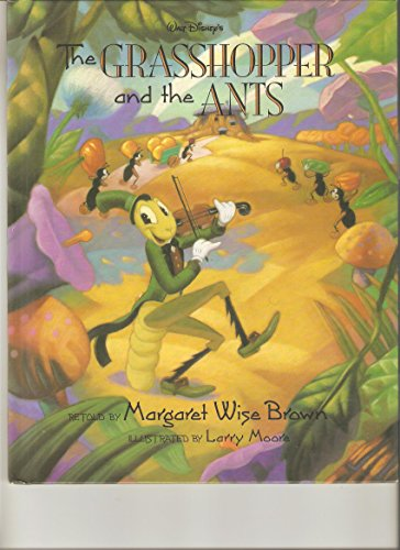 The Grasshopper and the Ants: Margaret Wise Brown;