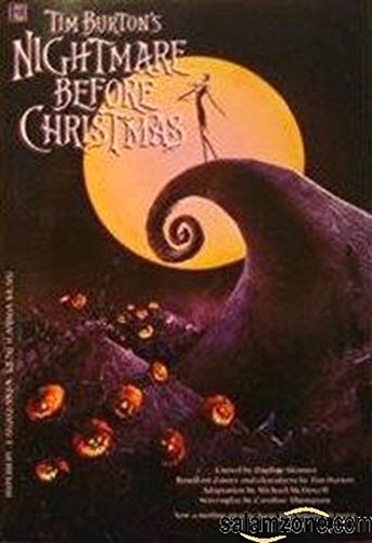 9781562825928: Tim Burton's Nightmare Before Christmas: A Novel
