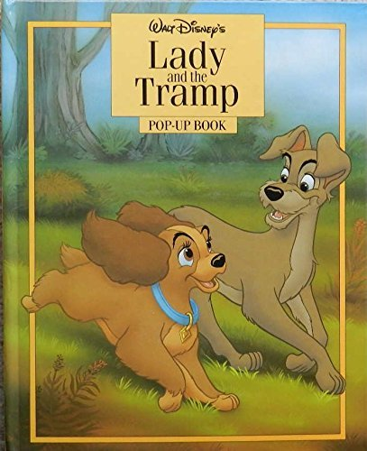 9781562826123: Walt Disney's Lady and the Tramp (Pop-Up Book)