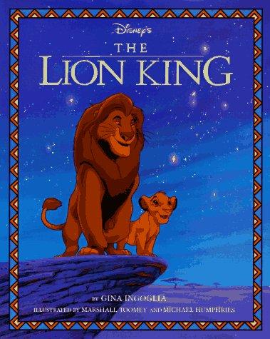 Disney's the Lion King: Ingoglia, Gina, Toomey,