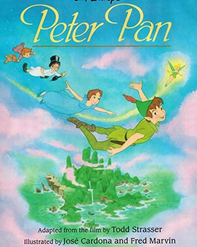 9781562826383: Walt Disney's Peter Pan (Illustrated Classic)
