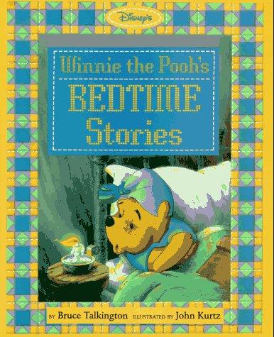 Disney's Winnie the Pooh's Bedtime Stories: Milne, A. A.;