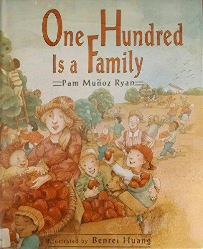 One Hundred is a Family: Pamela Munoz Ryan