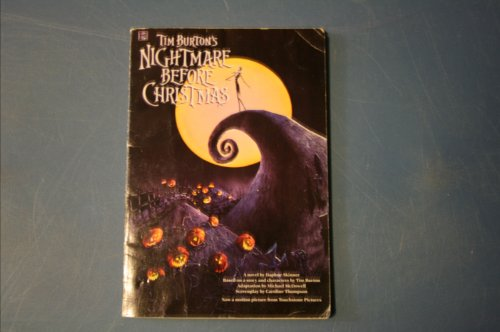 9781562826840: The Nightmare Before Christmas