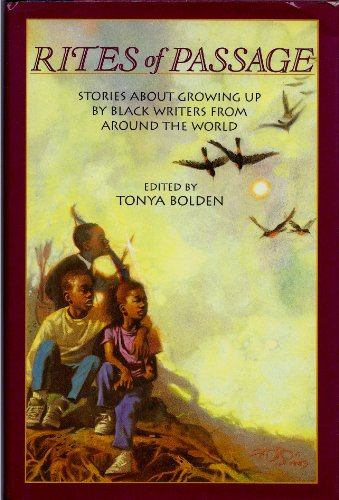 9781562826888: Rites of Passage: Stories About Growing Up by Black Writers from Around the World