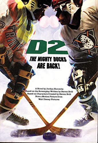 9781562826925: D2: The Mighty Ducks Are Back!