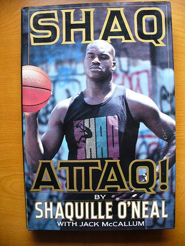Shaq Attaq!: My Rookie Year: O'Neal, Shaquille; McCallum, Jack