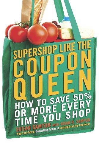 The Super Coupon Shopping System : Ingenious: Susan Samtur