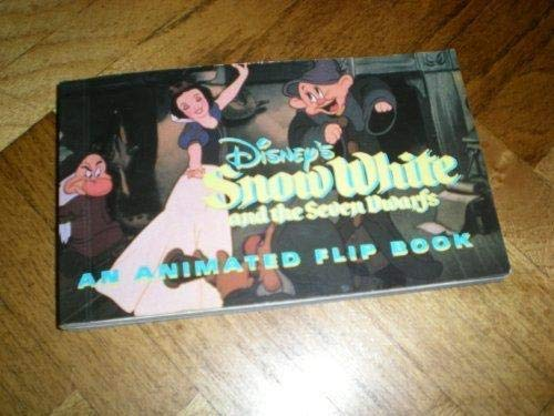 Disney's Snow White and the Seven Dwarfs - An Animated Flip Book: Walt Disney Company