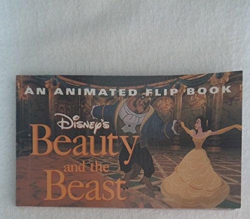 9781562828882: Walt Disney's Beauty and the Beast: An Animated Flip Book