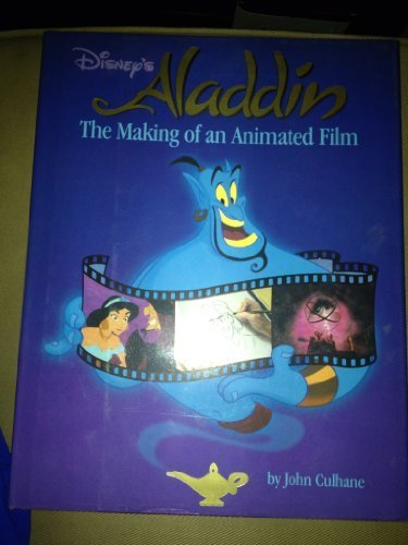 9781562828929: Disney's Aladdin: The Making of an Animated Film