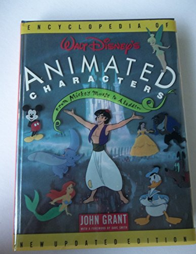 9781562829049: Encyclopedia of Walt Disneys Animated Characters
