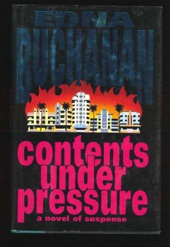 9781562829322: Contents Under Pressure: A Novel of Suspense