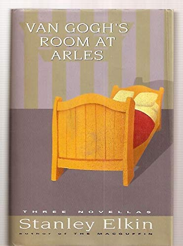 9781562829377: Van Gogh's Room at Arles: Three Novellas