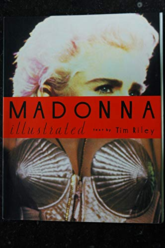 Madonna Illustrated (1562829831) by Riley, Tim