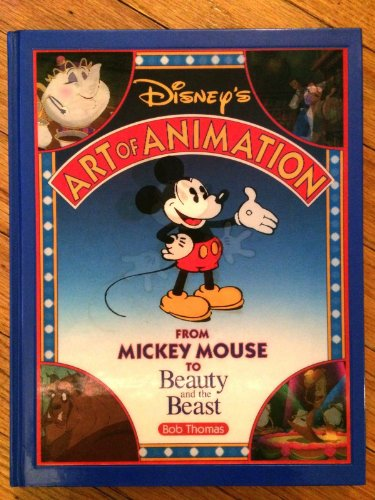 Disney's Art of Animation, From Mickey Mouse: Thomas, Bob