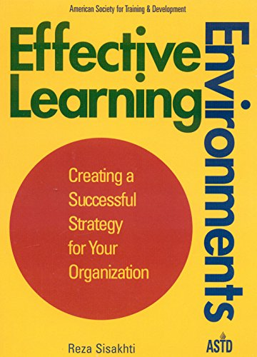9781562860929: Effective Learning Environments