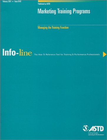 9781562862657: Marketing Training Programs