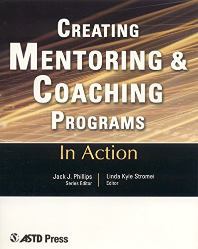 9781562862848: Creating Mentoring and Coaching Programs (In Action Case Study Series)