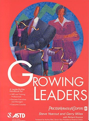 9781562862893: Growing Leaders