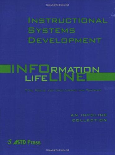 Instructional Systems Development (Paperback): ASTD Press