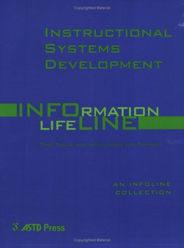 9781562863135: Instructional Systems Development